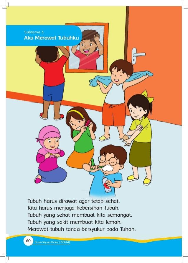 Buku Tematik Kelas 2 Tema 6 Download Pdf