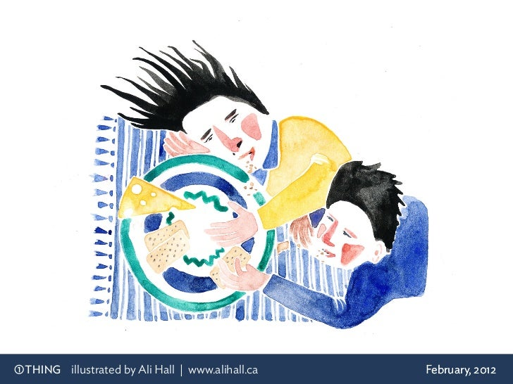 illustrated by Ali Hall | www.alihall.ca   February, 2012