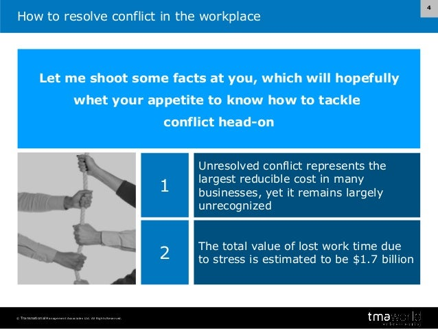 what factors give rise to conflict in the workplace Conflict arises at workplace when employees find it difficult to reach to   differences in attitude, mindsets and perceptions give rise to conflicts at the  workplace.