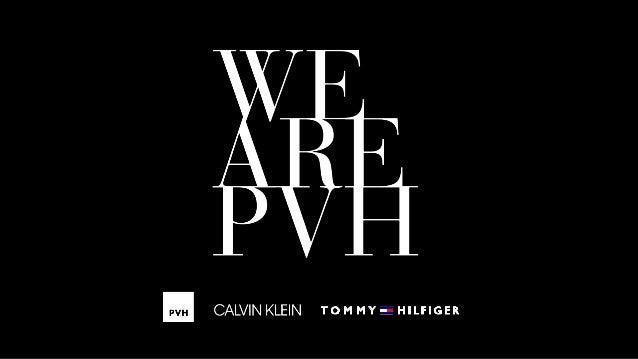 PVH- Tommy Hilfiger, Calvin Klein, Heritage Brands Slide 2