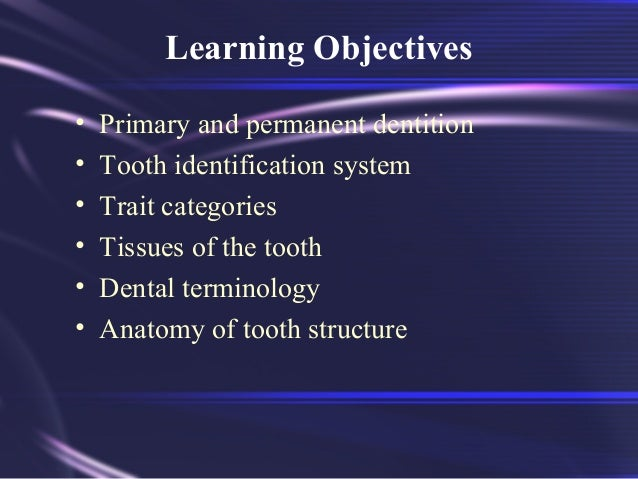 Dental anatomy & physiology ppt download.