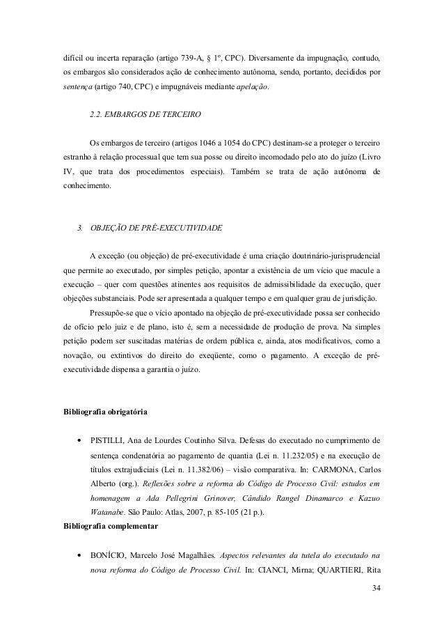 Artigo 1046 cpc