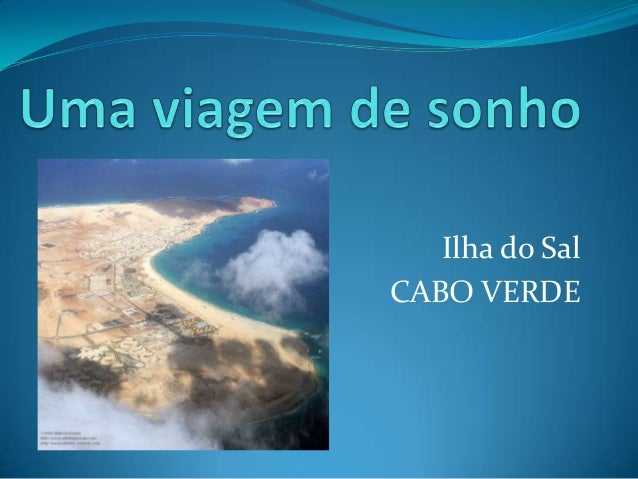 Ilha do Sal CABO VERDE
