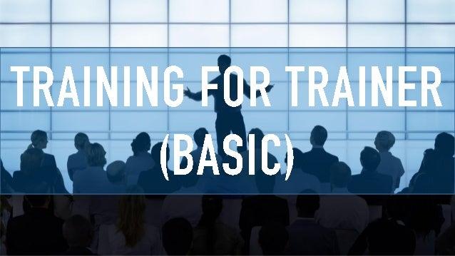 Public Speaking I Training Management