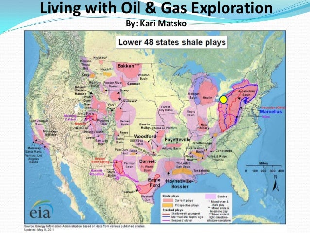 Living with Oil & Gas Exploration By: Kari Matsko