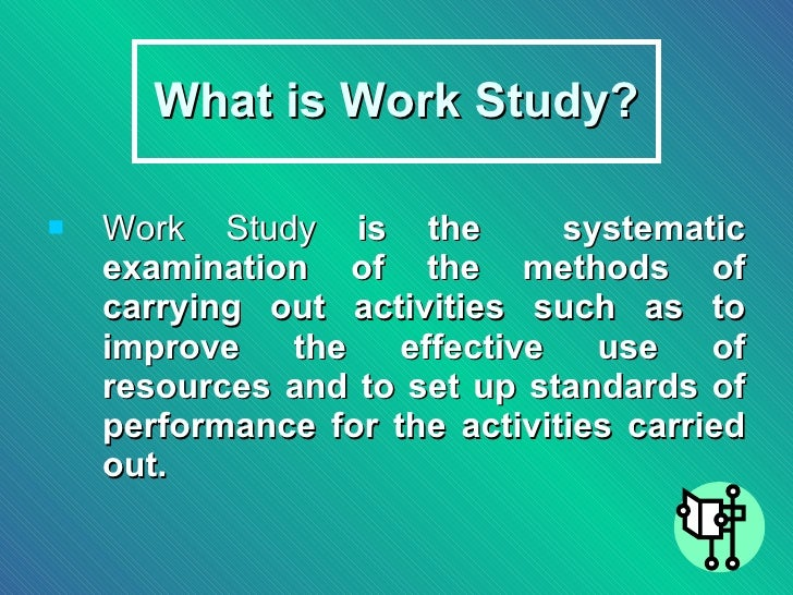 Work: Definition, Characteristics, and Examples - Study.com
