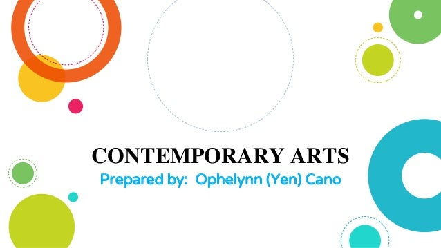 1 What is Con(temporary) Art?