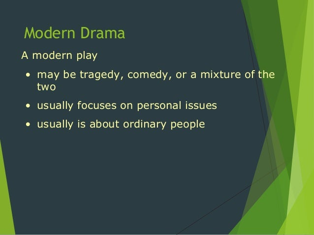 TRAGEDY AND COMEDY.