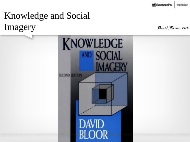 david bloor knowledge and social imagery pdf