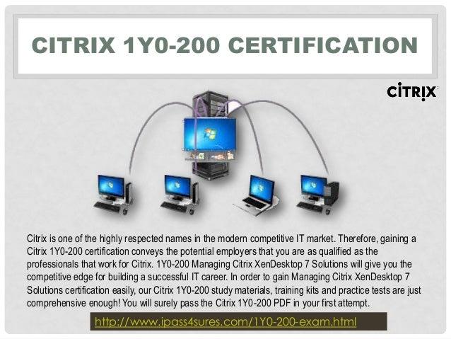 Citrix Study Guide - Citrix Test Cram & Citrix Exam Torrent