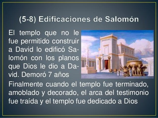 Tuvo 700 esposas y 300 concubinas, algo que Dios no le mandó hacer. Ellas alejaron su corazón de Dios La ruina de Salomón ...
