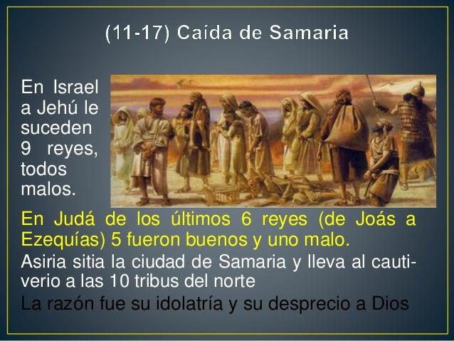 Manasés reinó 55 años lle-nos de maldad. La idolatría, el sacrificio de niños y la a-doración a Baal fue algo co-mún en su...