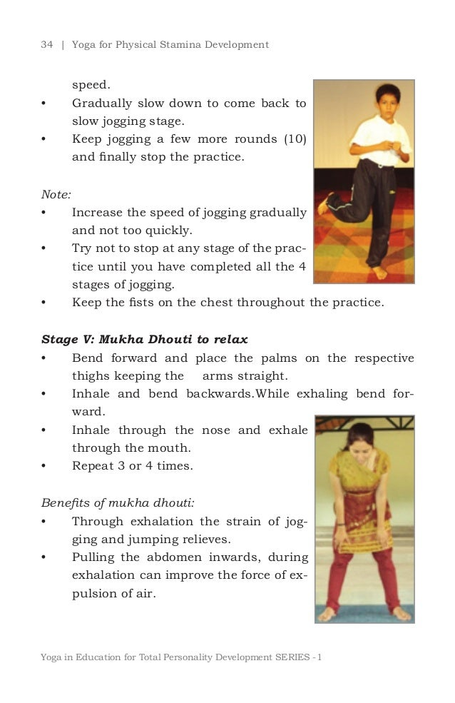 how to build physical stamina
