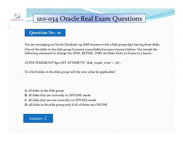 Oca 10g Certification Syllabus Pdf