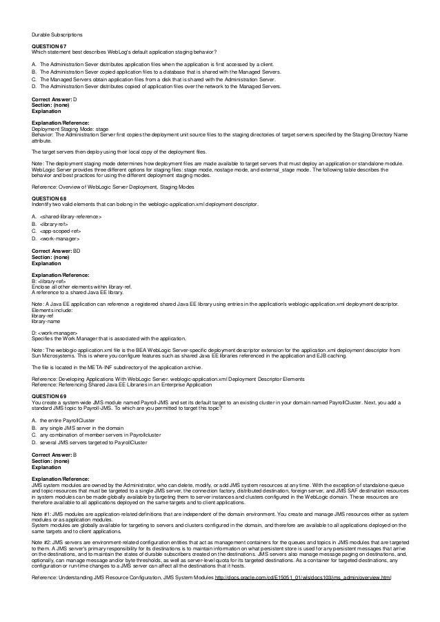 Niedlich Weblogic Admin Lebenslauf Zeitgenössisch - Beispiel ...