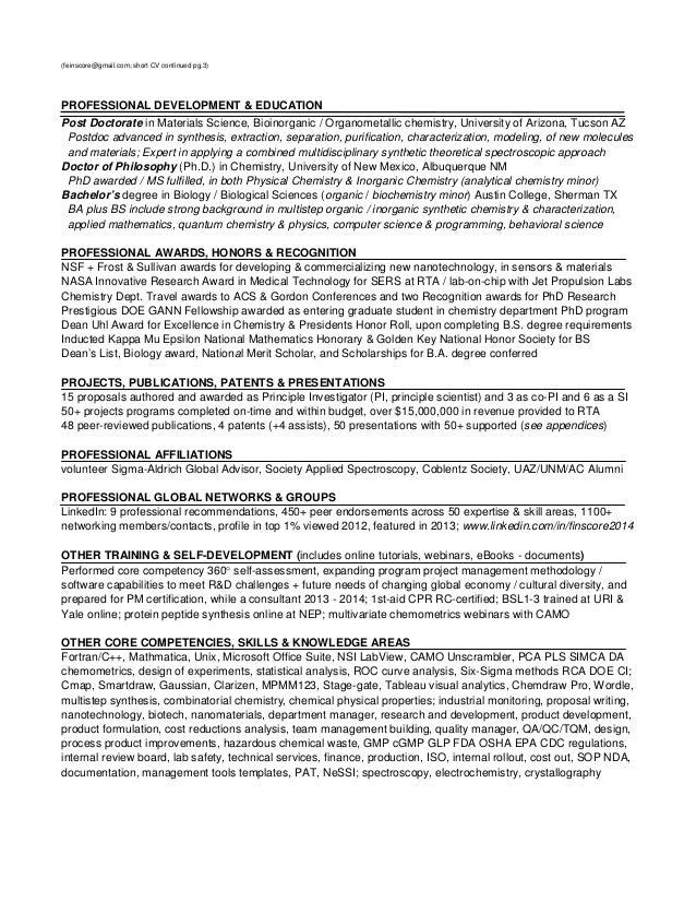 1 z fei portfolio r d short resume cv and short support 2015
