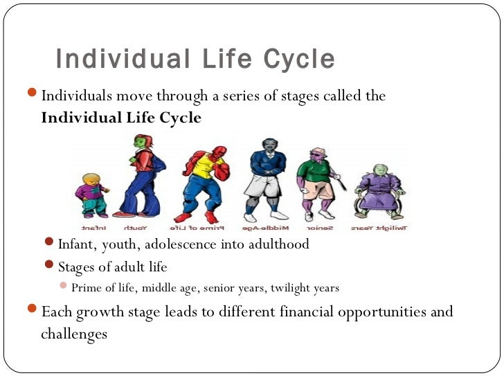 Human life cycle stages ages - photo#52