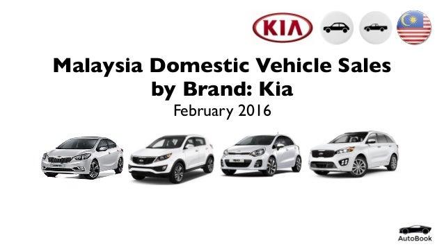 malaysia kia sales february 2016