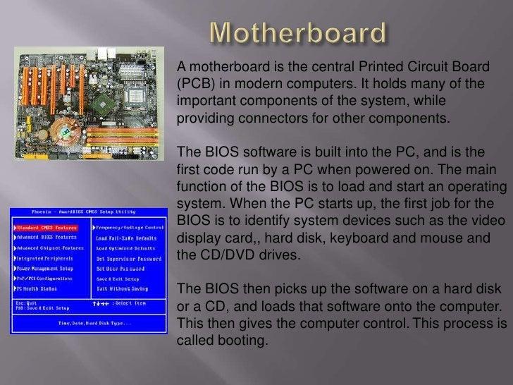 2.1   system unit components Slide 2