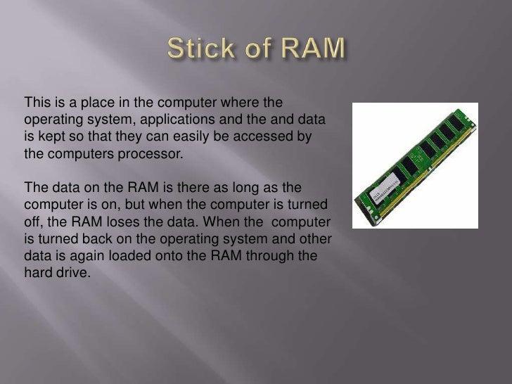 2.1   system unit components Slide 3