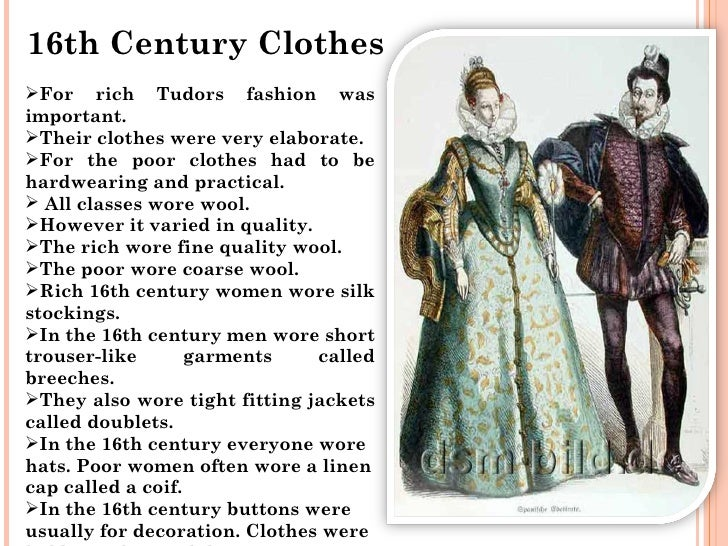 what clothes did they wear in the middle ages