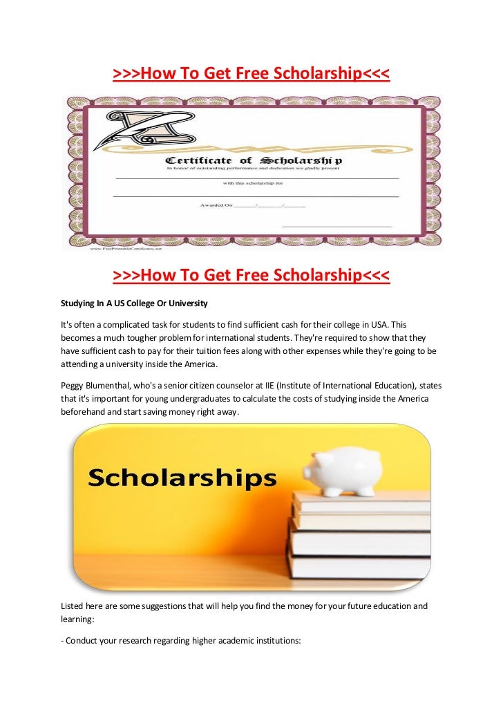 Scholarships Com Sign Up