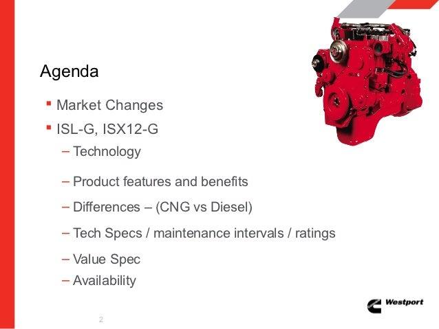 Cummins NPower CNG Engines