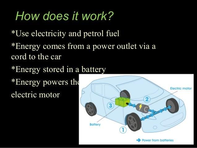 Internal Combustion Engine Vs Electric Engine