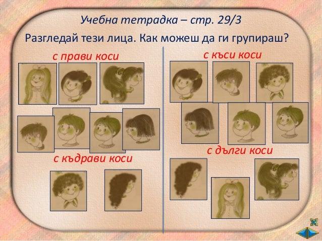 Човешкото тяло - ОС - 2 клас - В.П.
