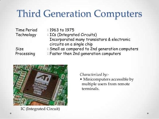 03 generations of computer history rh slideshare net  Computer CPU History