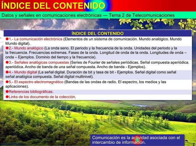 ÍNDICE DEL CONTENIDO 2www.coimbraweb.com Comunicación es la actividad asociada con el intercambio de información. Datos y ...