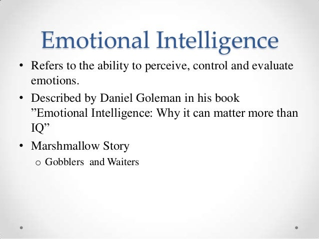 the difficulties of examining a persons intelligence Fluid intelligence is one's problem-solving ability, and includes one's  first, it  can be defined as the ability to understand another person's.
