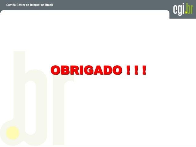 Modelo brasileiro de governança da Internet apresentado no XIII ENEE