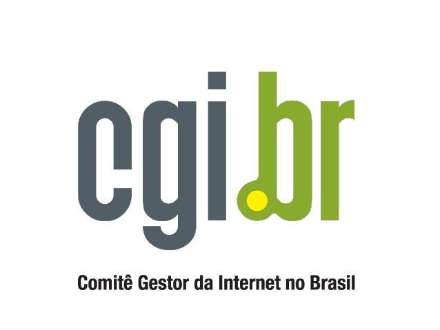 """• Domínio """".br"""" foi registrado => Abril 89 • Primeira conexão Internet (TCP/IP) => Janeiro 91 • Pré-definição do DNS brasi..."""