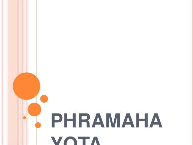 PHRAMAHA