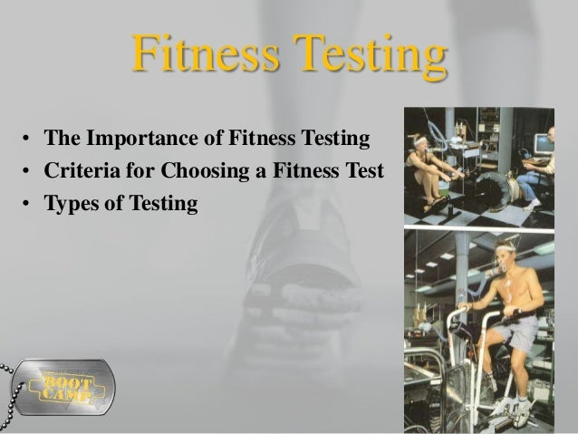 2 fitness testing. Black Bedroom Furniture Sets. Home Design Ideas