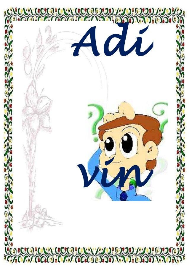 Adi vin