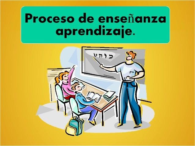 Proceso.  Es un conjunto de pasos sistematizadamente ordenados, que tienen como propósito lograr un fin o meta previamente...