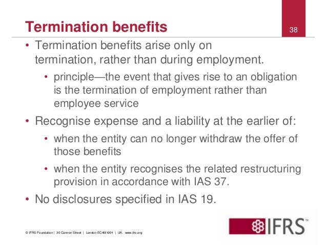 ias 37 2016-8-11 as at 1 january 2016 ias 37 provisions, contingent liabilities and contingent assets alsorefer: ifric 1 changes in existing decommissioning, restoration and similar liabilities.