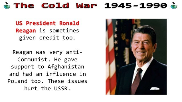 Causes of the end of the cold war essay