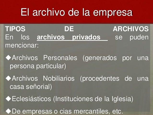 2 Tipos De Archivos