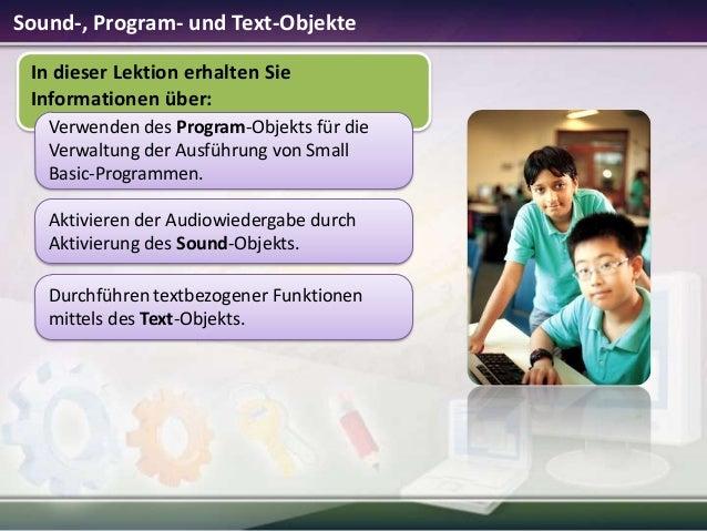 2.4   sound-, program- und text-objekte Slide 2