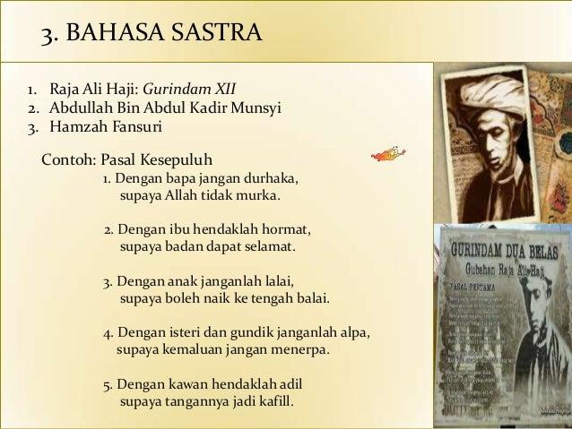 2 Sejarah Dan Perkembangan Bahasa Indonesia