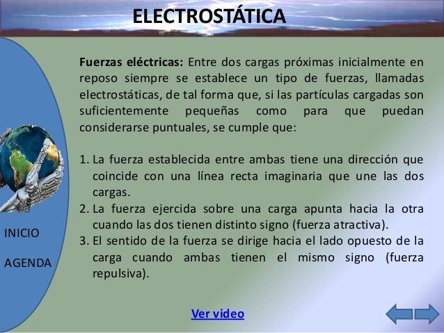 Electrostatica for Fuera definicion