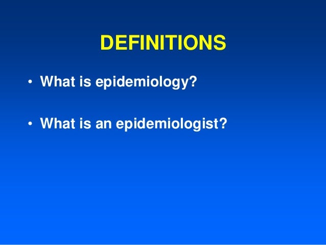 epidemiology and public health for graduate and postgraduate students, Human Body