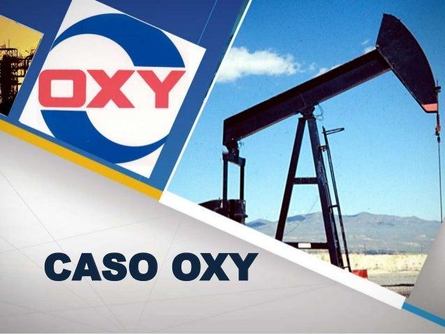CASO OXY