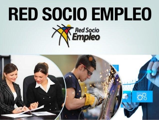 INTERIOR EDIFICIO RED SOCIO EMPLEO