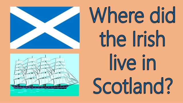 Scotland was facing its own emigration and problems in the 1800s. So what pull factors brought the Irish to Scotland? And ...