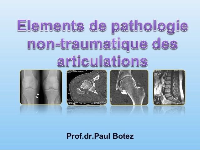 Prof.dr.Paul Botez