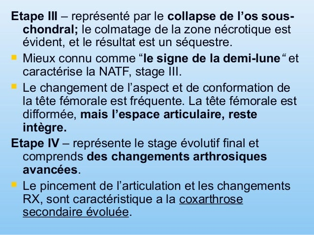 La classification Steinberg – stage II RX